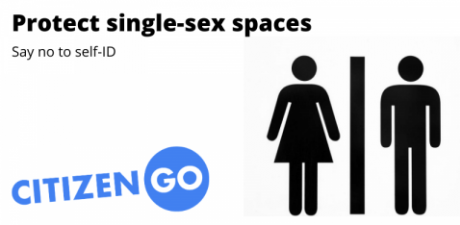 protect single sex spaces